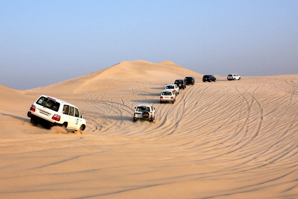 Sightseeing: Desert Tours