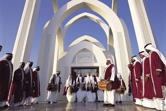 Sightseeing: Traditional Qatari Folklore