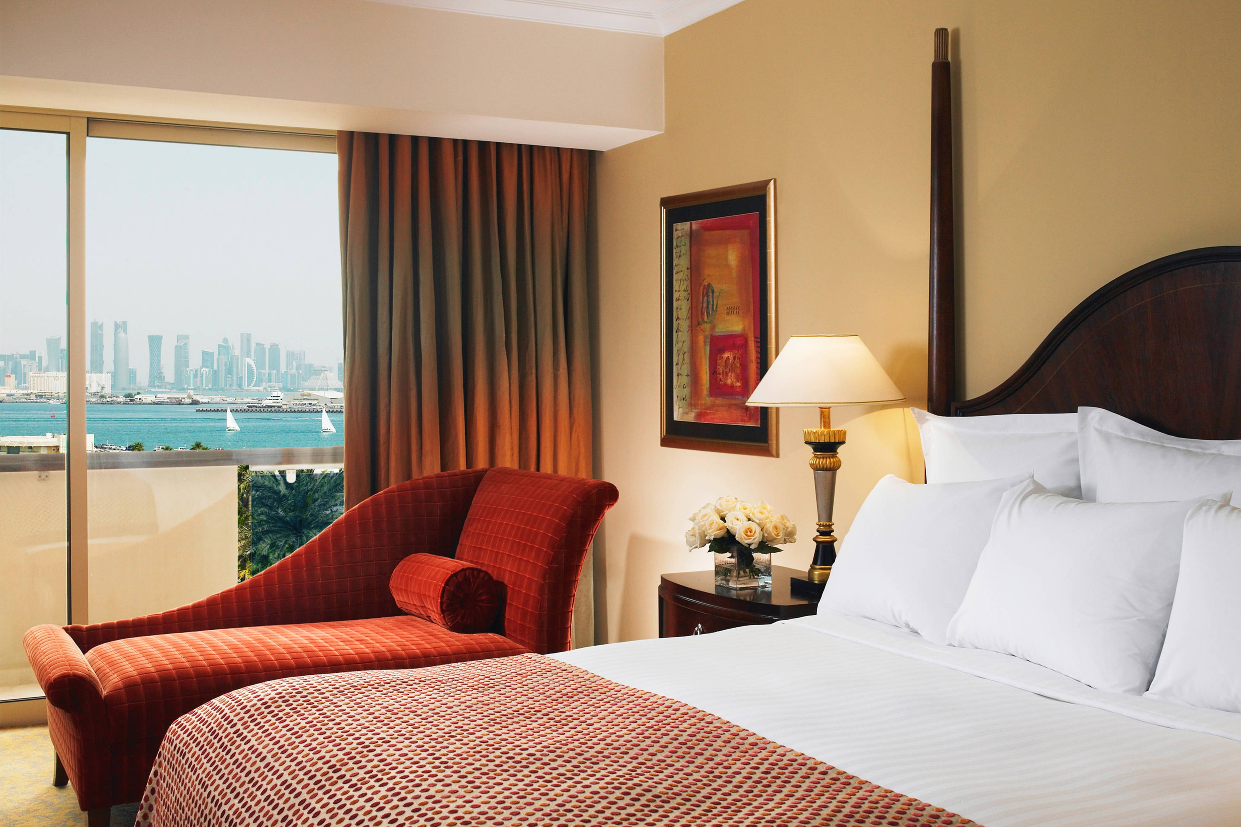Doha Marriott Hotel Rooms