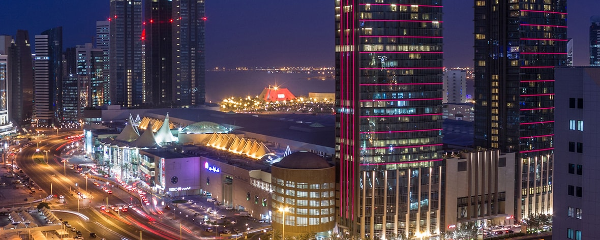 Downtown Doha Stopover Hotel | Marriott Marquis City Center Doha Hotel