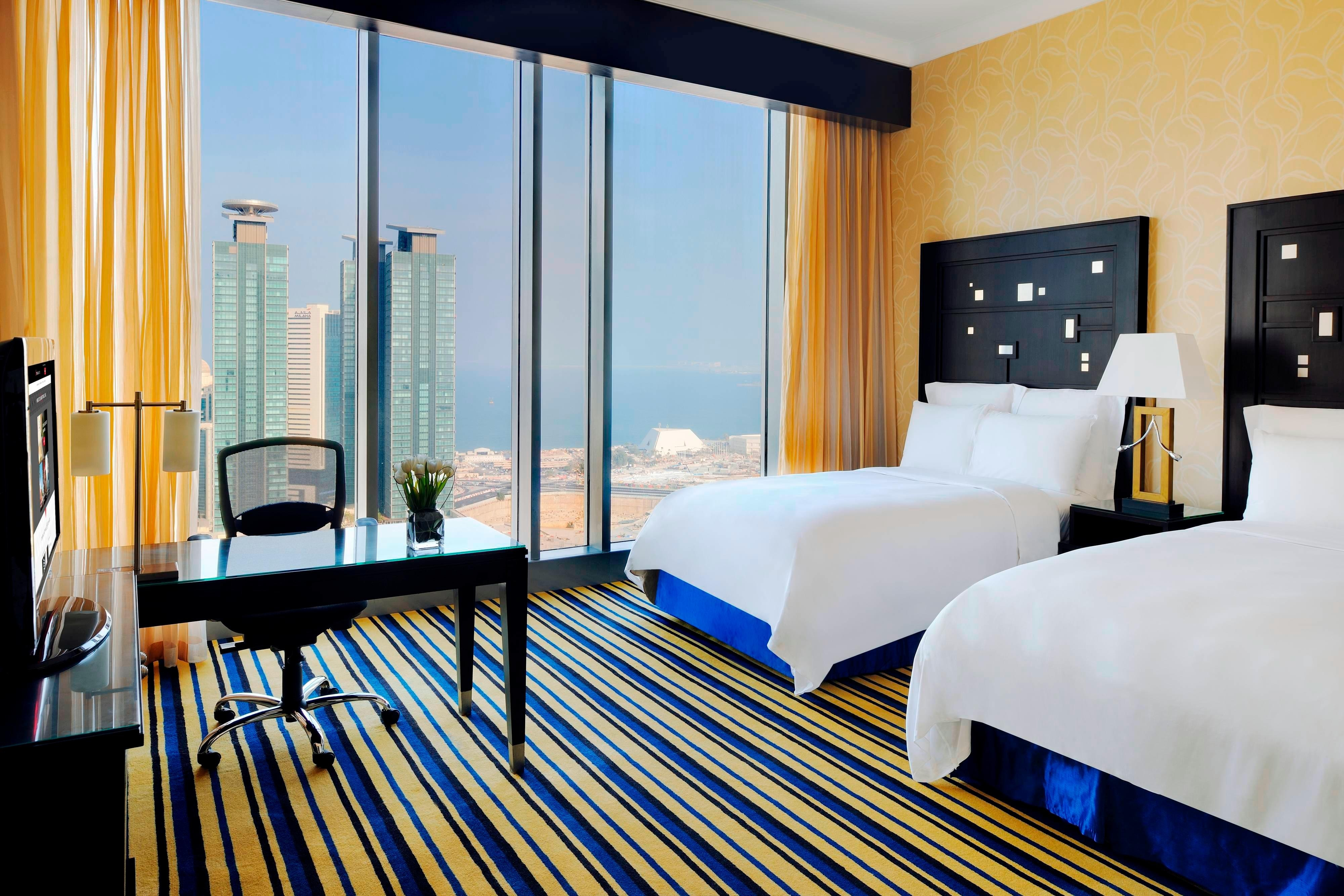 Luxury Business Hotels in Doha | Marriott Marquis City Center Doha Hotel