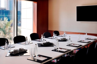 Doha business hotel meeting room