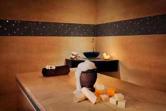 Hammam spa in Doha, Qatar