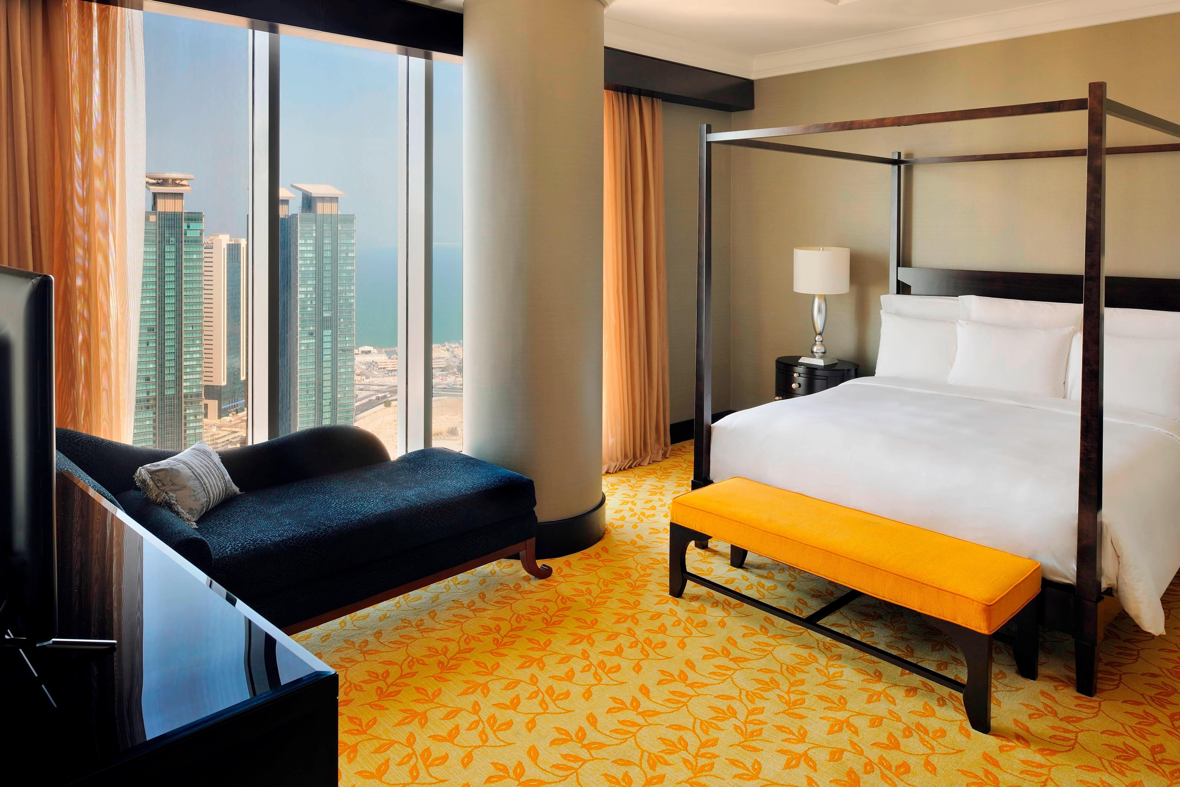 Downtown Doha, Qatar guest suite