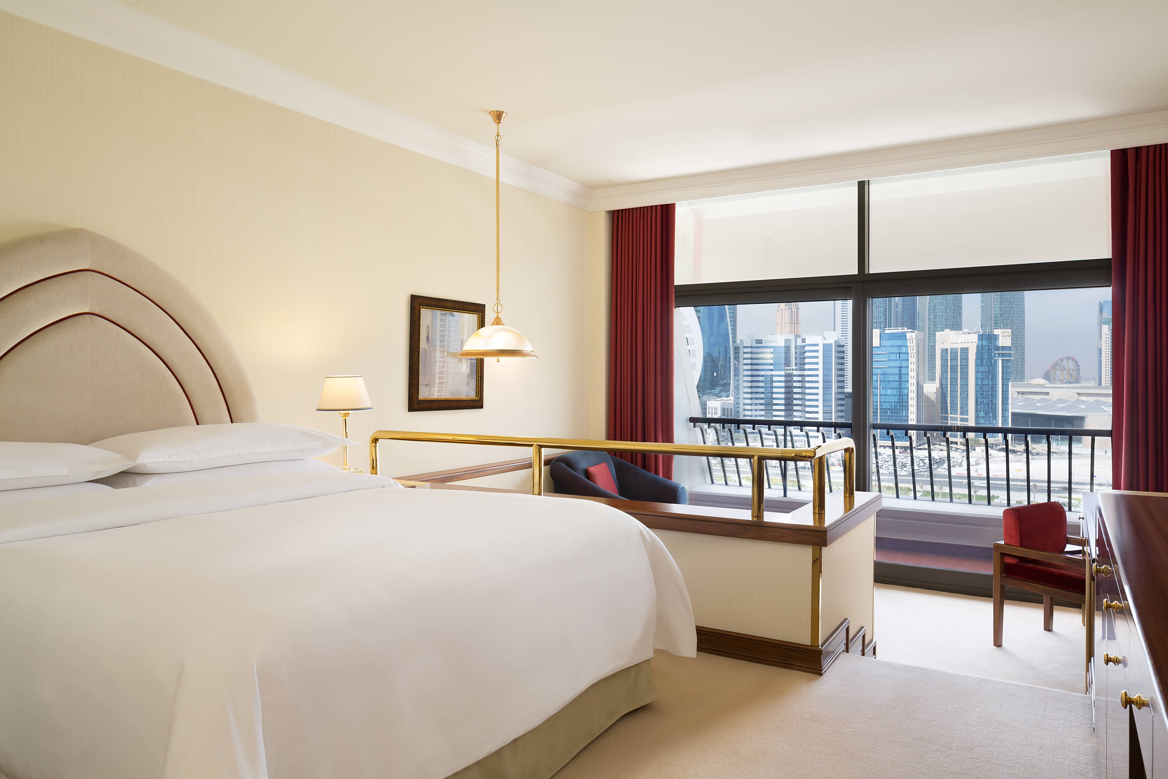 King Deluxe City View Guest Room
