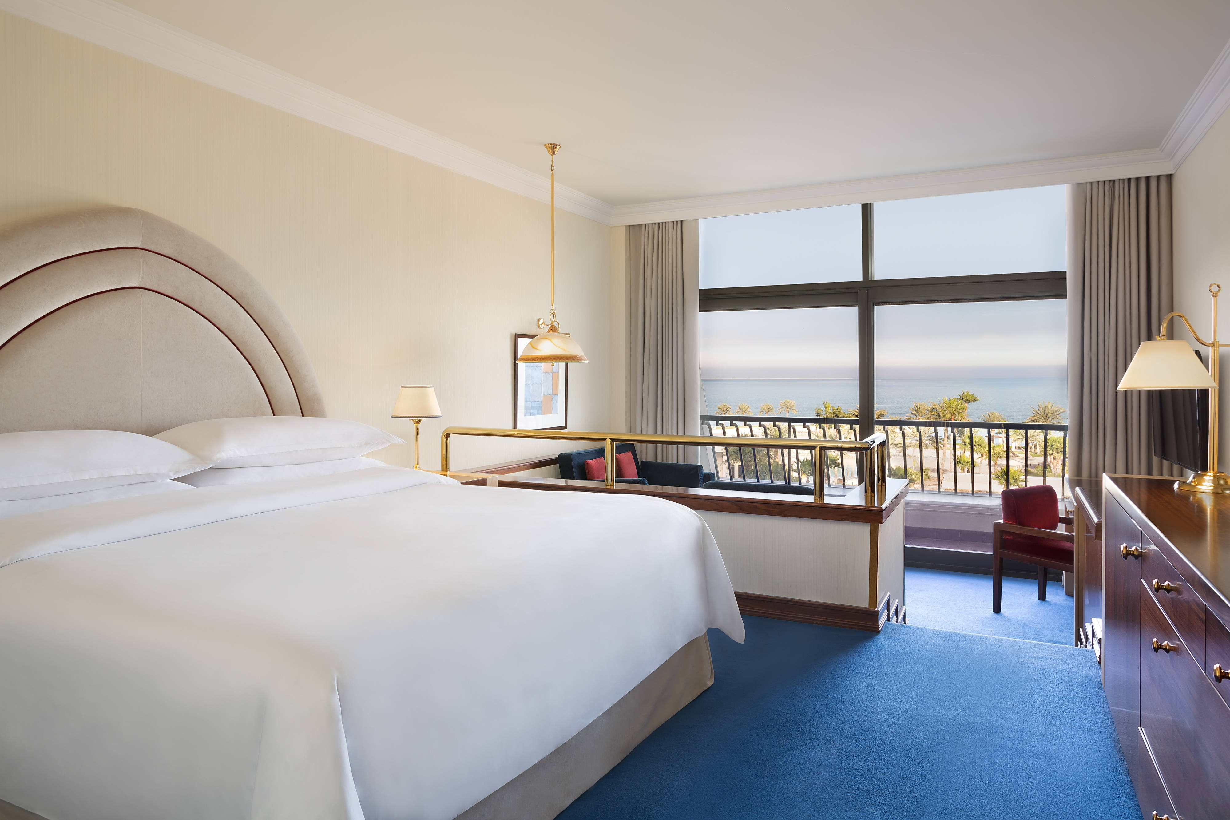 King Club Sea View Guest Room