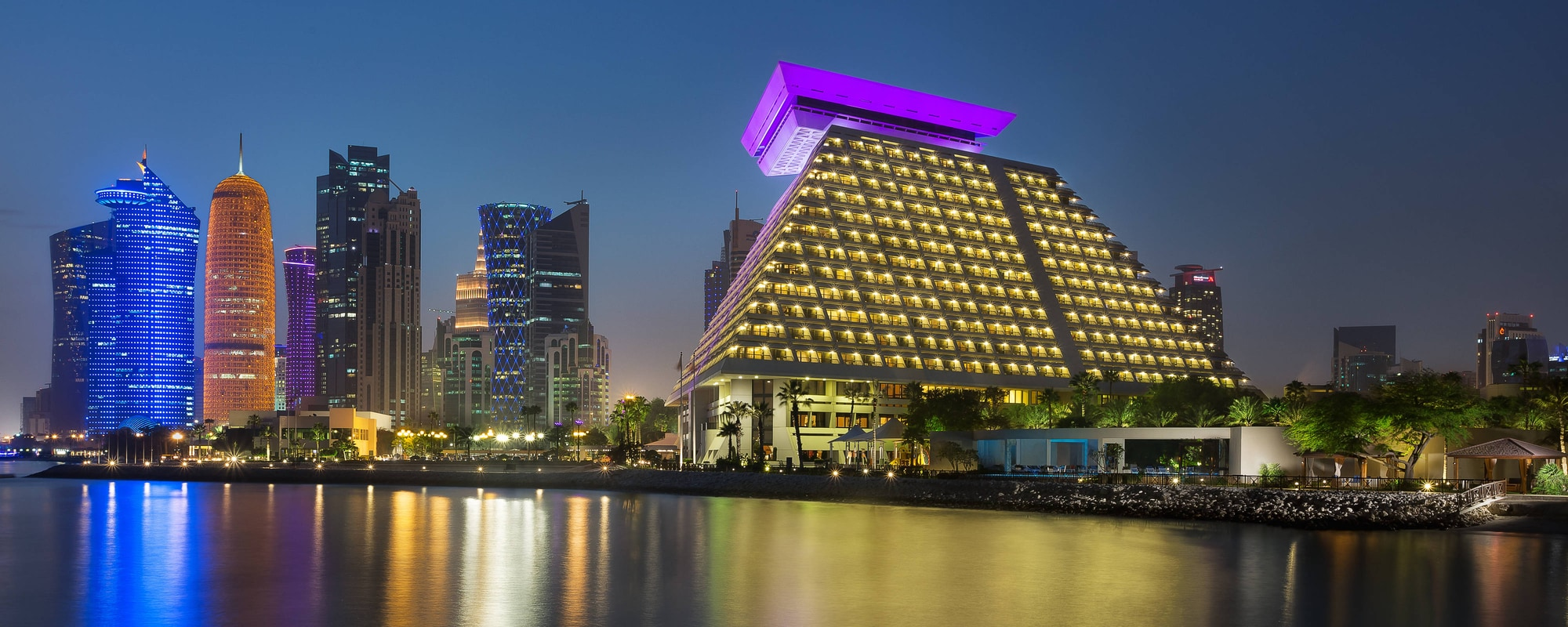 Hotels in Doha | Sheraton Grand Doha Resort & Convention Hotel