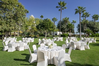 Outdoor Banquet Venue