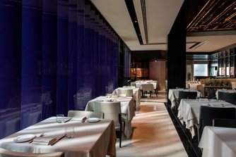 La Spiga by Paper Moon Dining Area