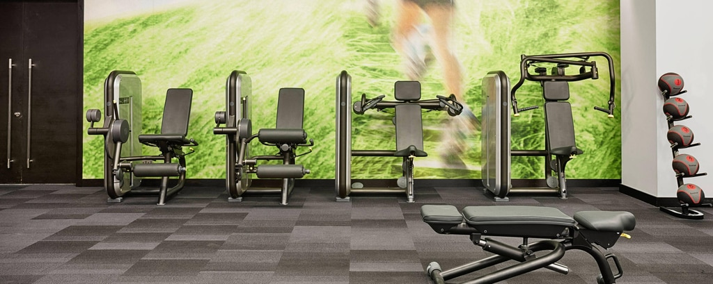 Maintain your focus on fitness with 24/7 access to state-of-the-art equipment and all the essentials to power your performance. Separated male and female WestinWORKOUT® Fitness Studios with state of the art Technogym equipment.