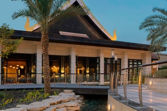 The Westin Doha Hotel & Spa has all the thoughtful touches of a faraway retreat in an accessible suburban surrounding.