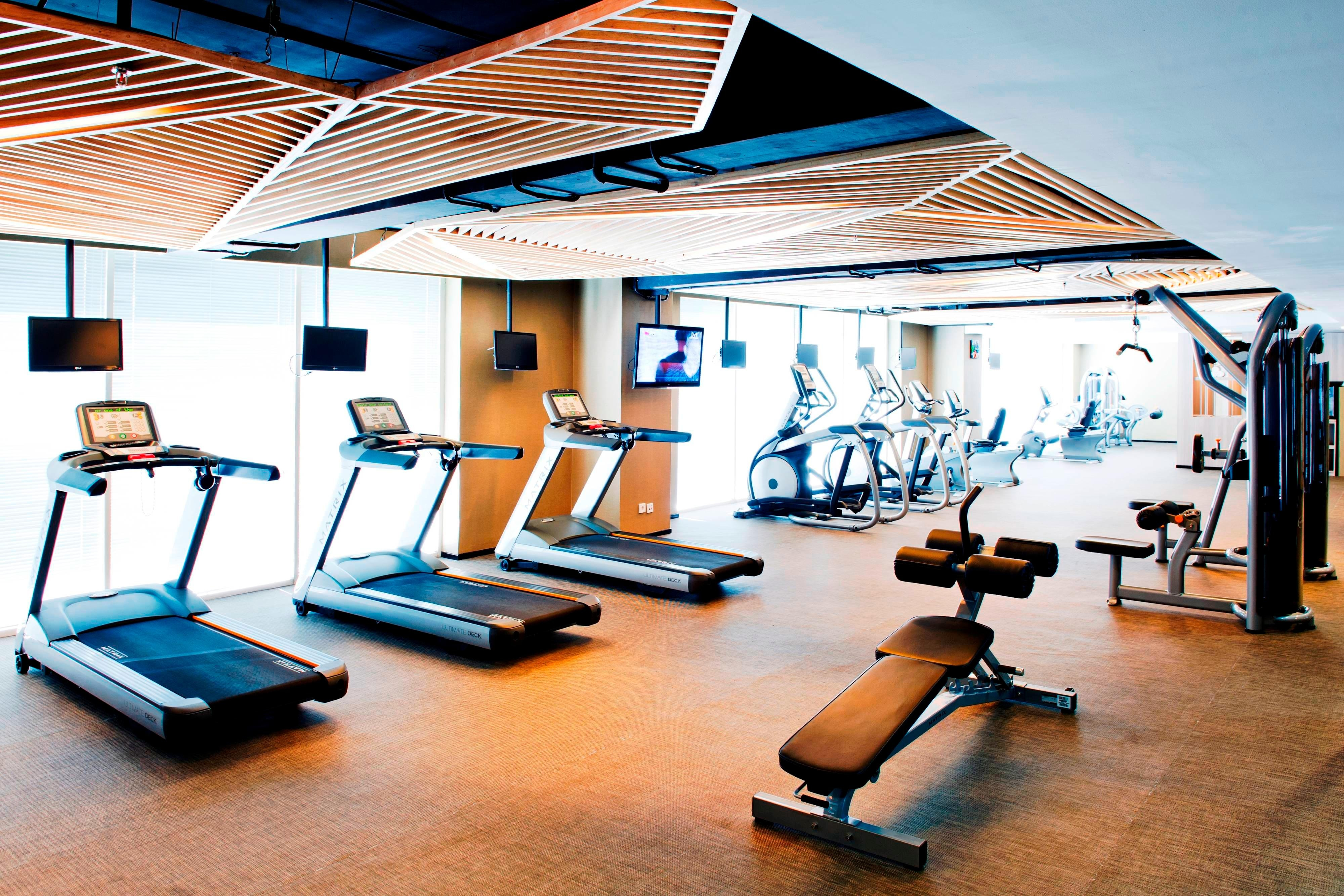 24-hour gym in Legian Bali