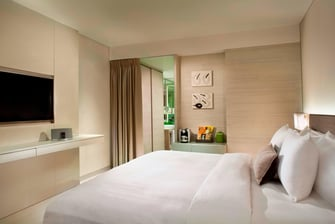 Luxury Hotel Room in Legian Bali