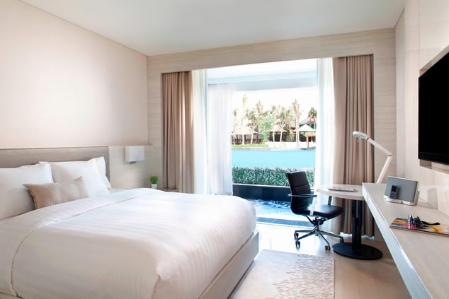 Premium Pool View Rooms, The Stones Hotel Autograph Collection