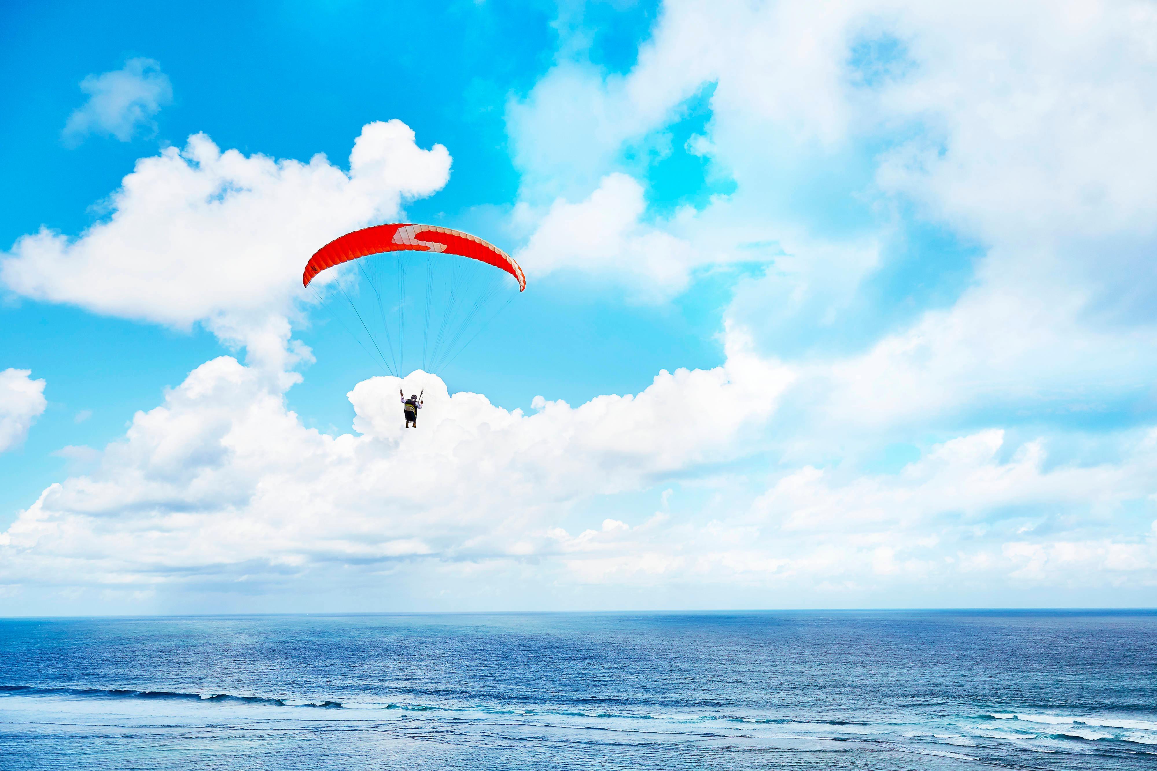 Paragliding - Bali