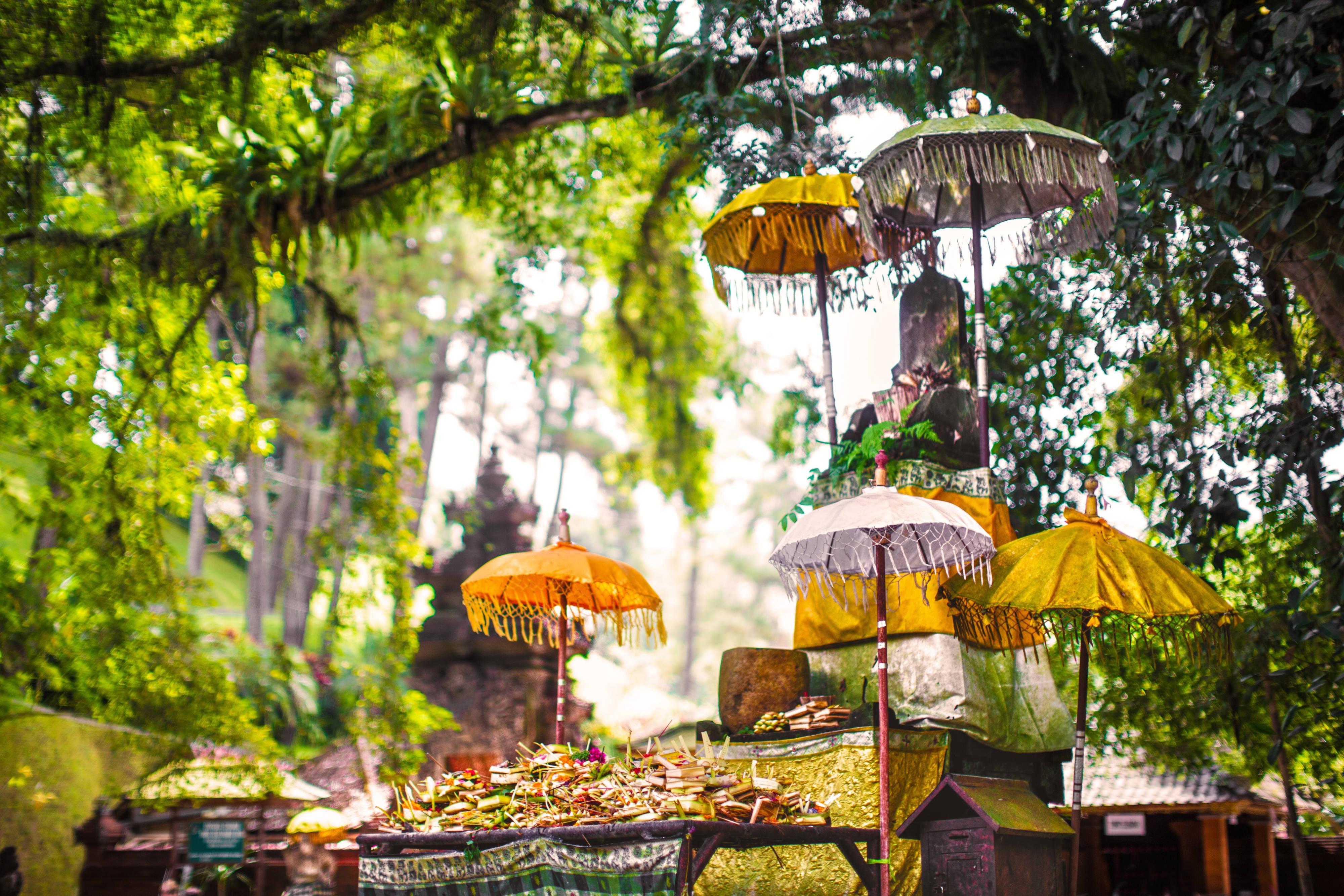 Tirta Empul Temple - Ubud Bali