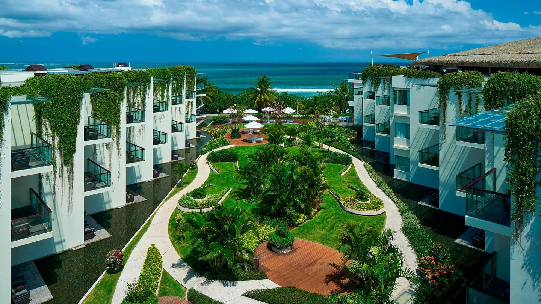 Hotel In Kuta Sheraton Bali Kuta Resort