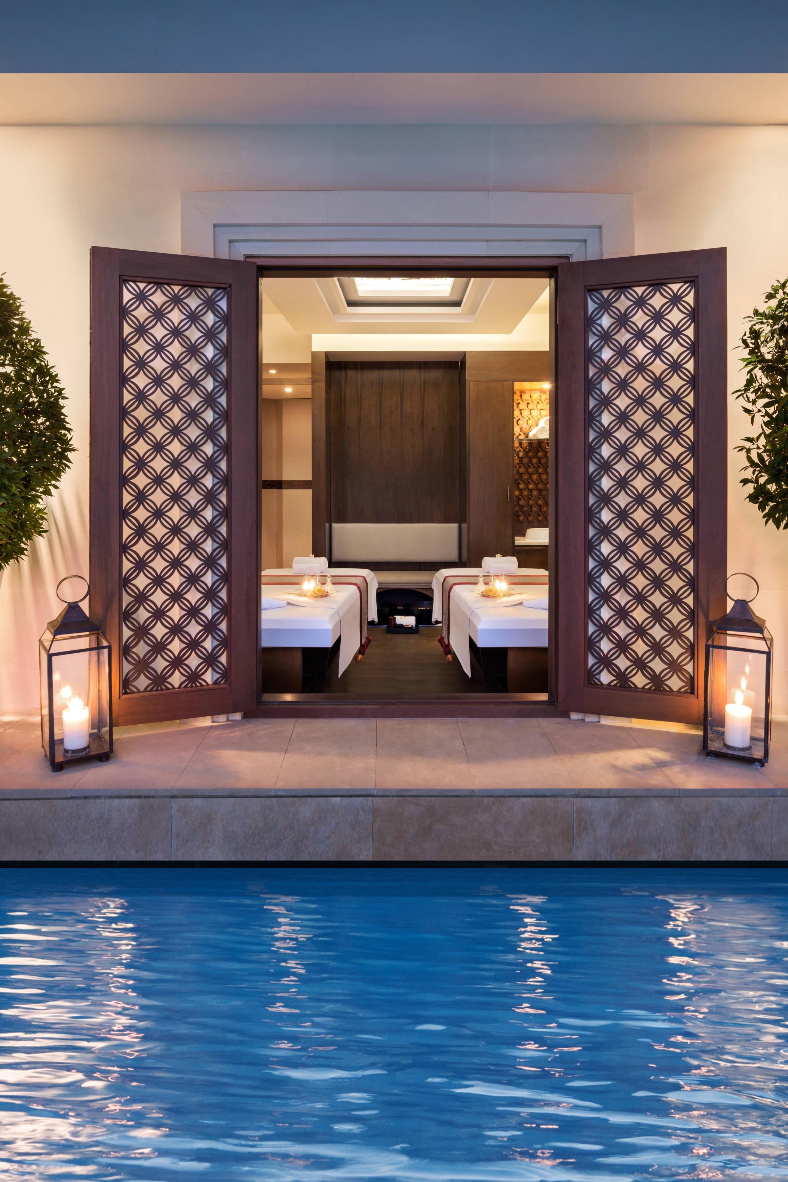 Lagoon Spa - Treatment Room