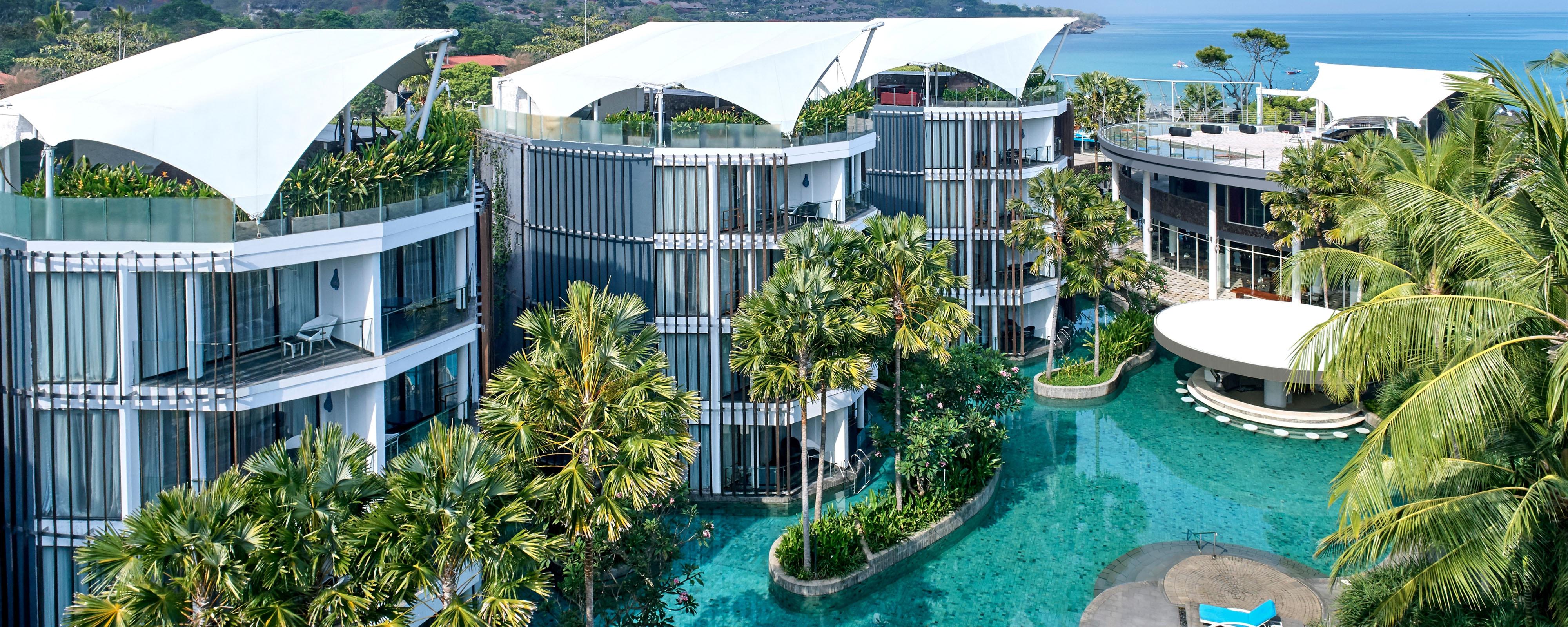 Hotel And Resort In Jimbaran Bali Le Meridien Bali Jimbaran