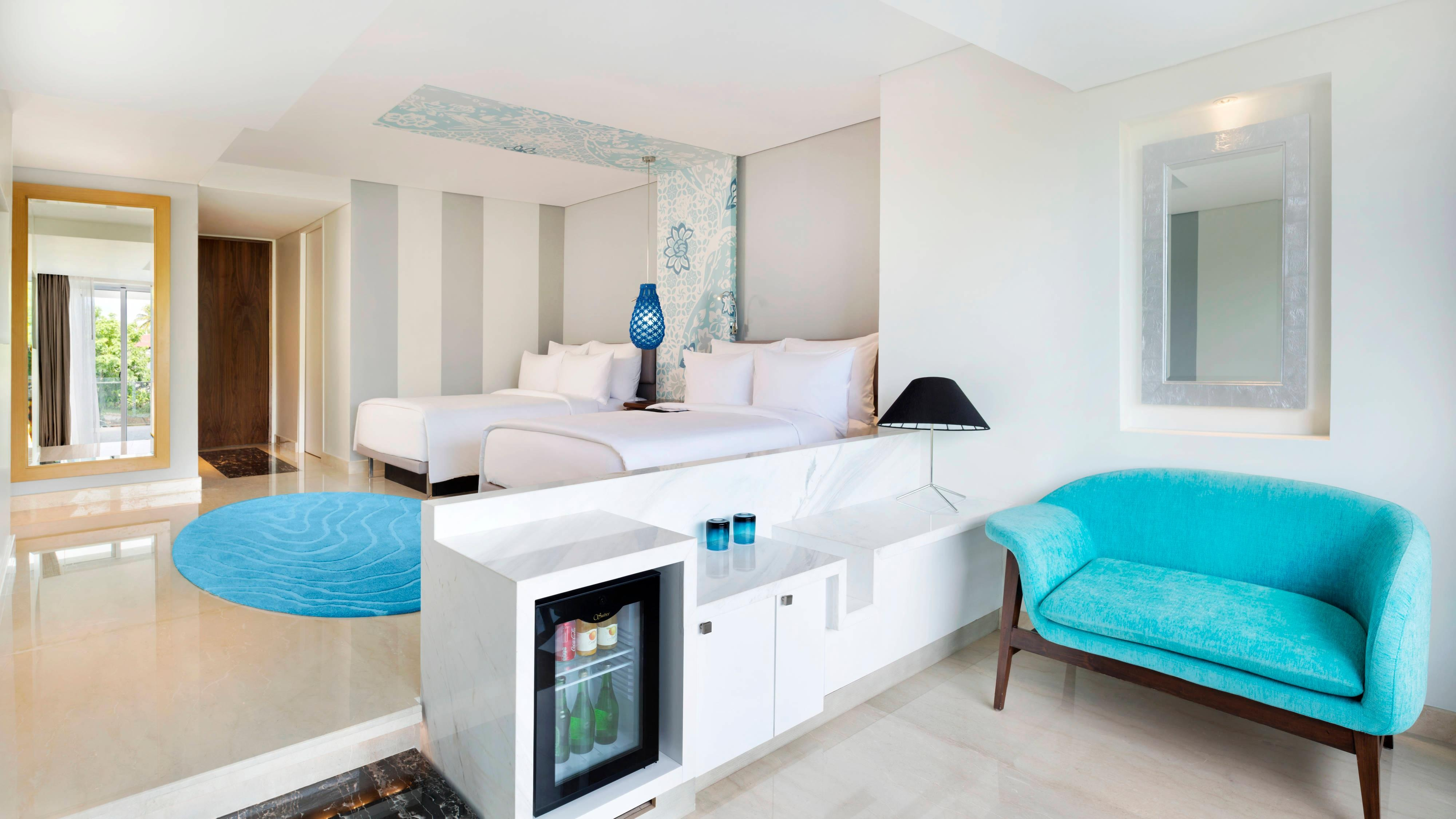 Classic Room - Double or Twin Bed