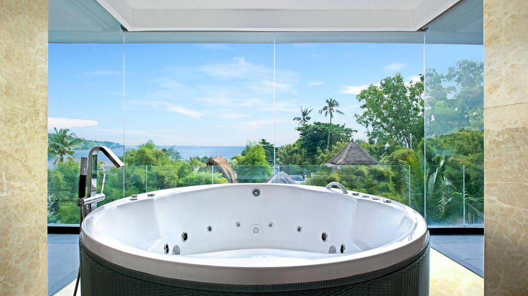 Grande Avant-garde Suite - Bathroom