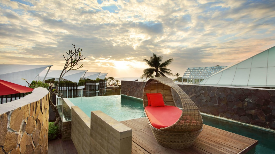 Oceanic View Sky Villa Private Plunge Pool