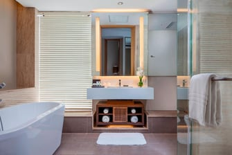 Two-Bedroom Suite - Bathroom