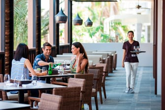 Seminyak Kitchen – Outdoor Terrace