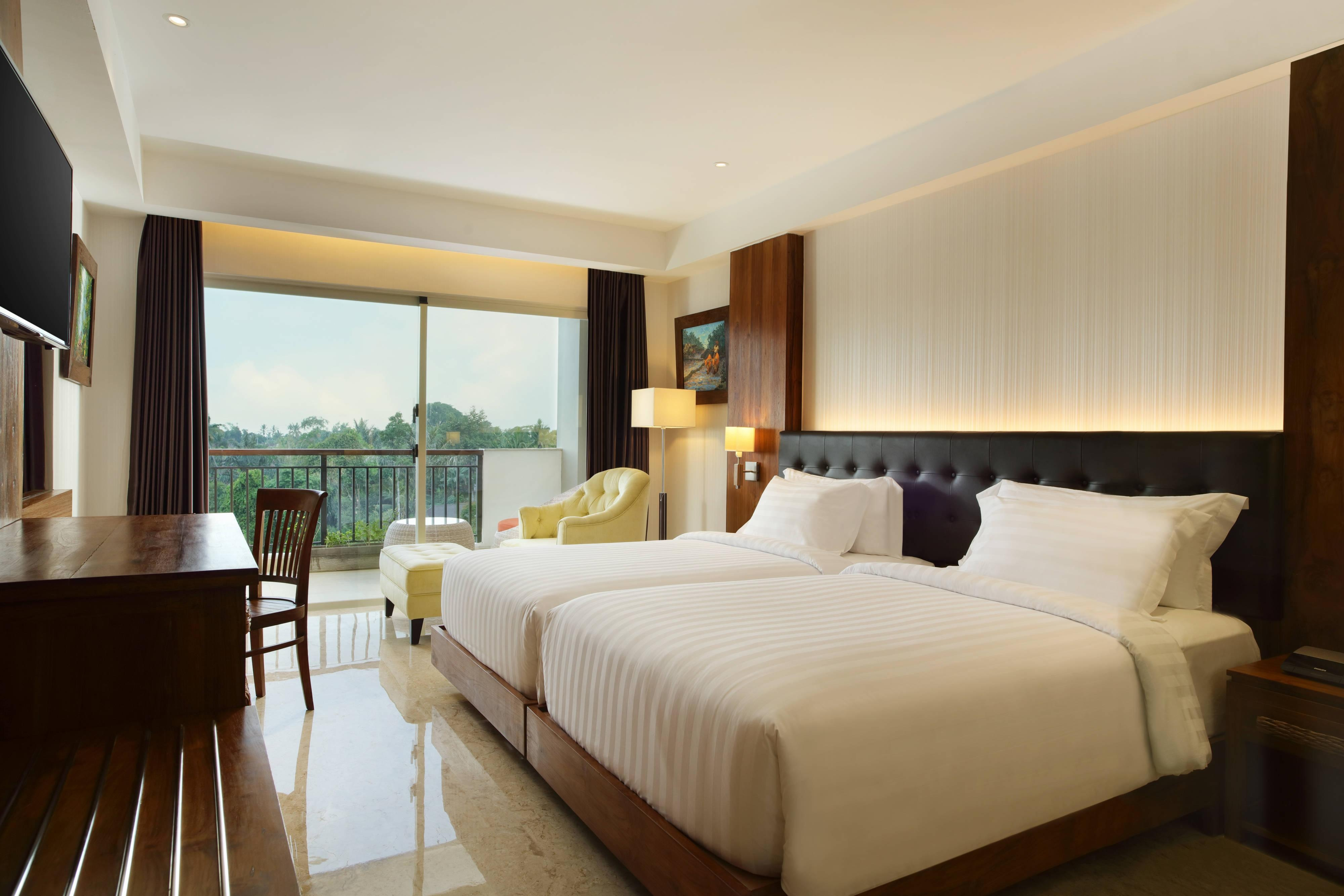 River View Guestroom