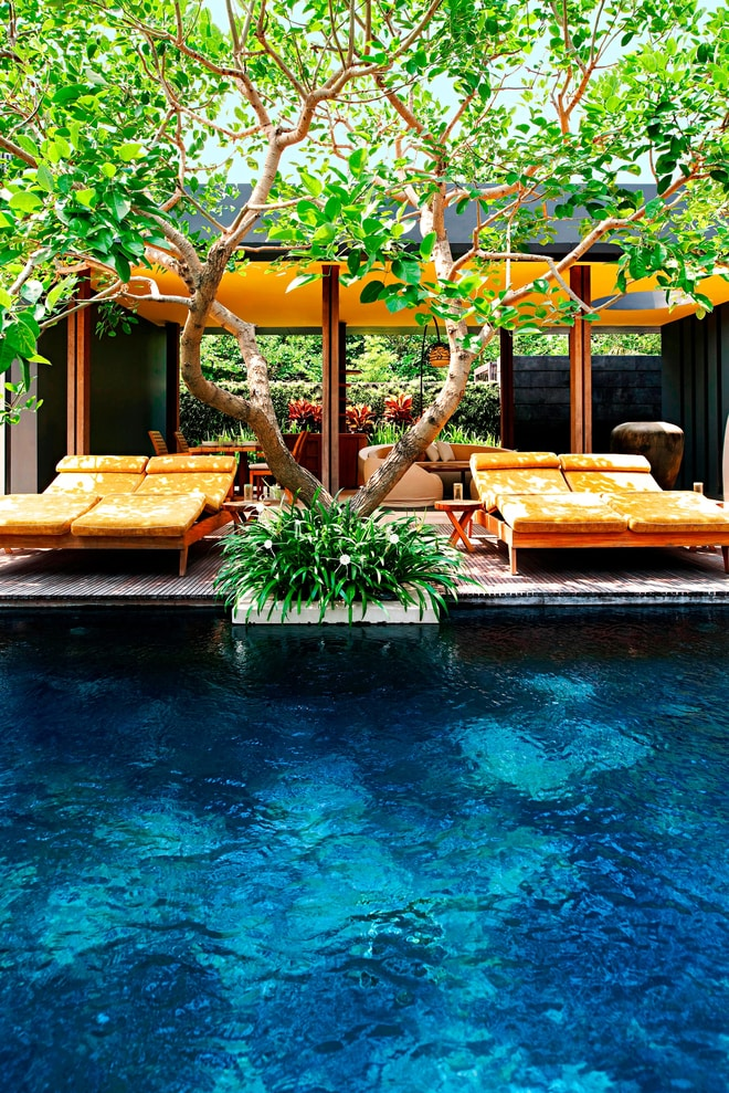 Wow Two-Bedroom Pool Villa - Outdoors