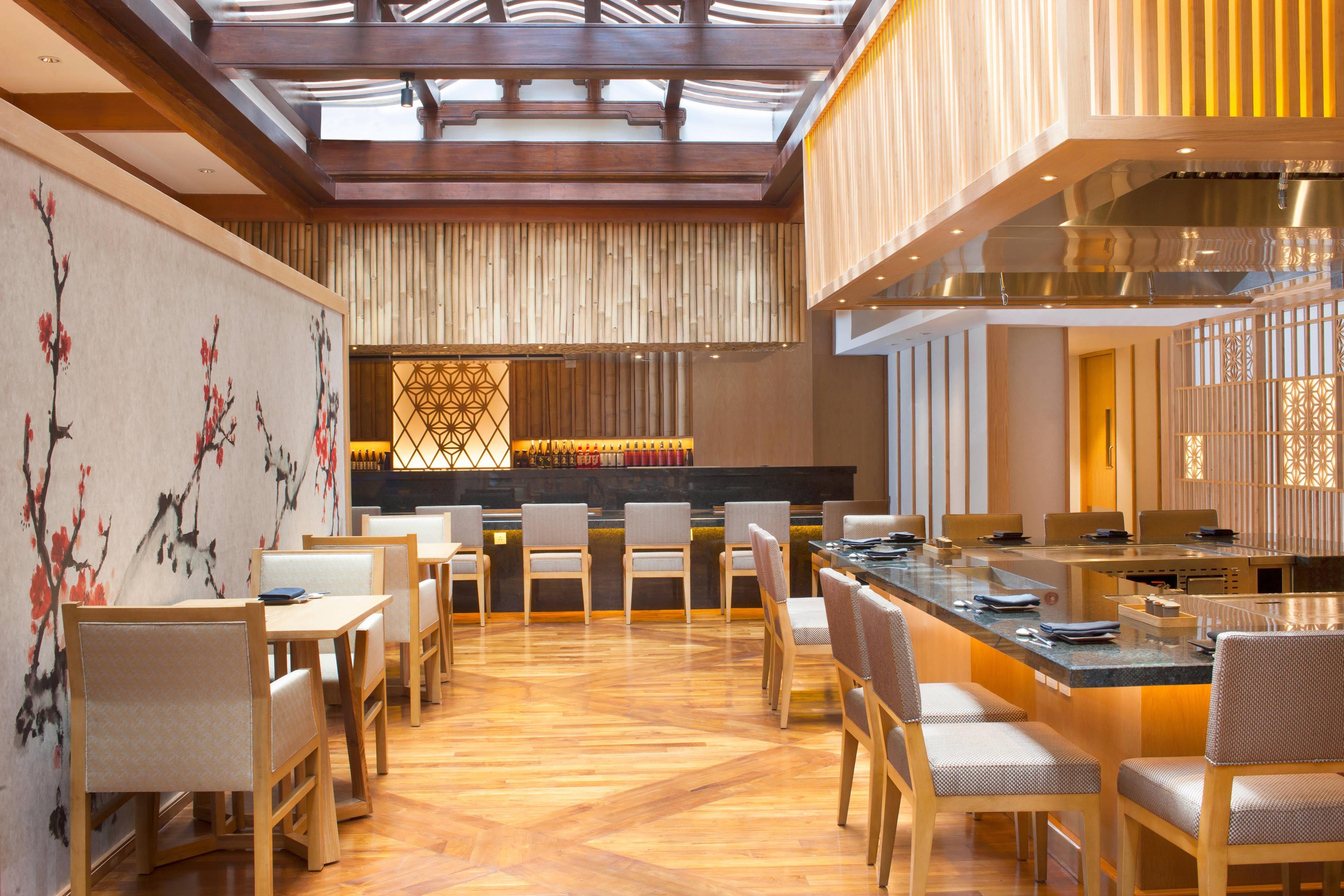 Hamabe Japanese Restaurant Teppanyaki