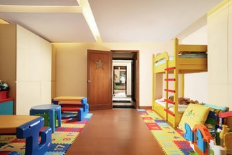 The Westin Family Kids Club - Toddlers area