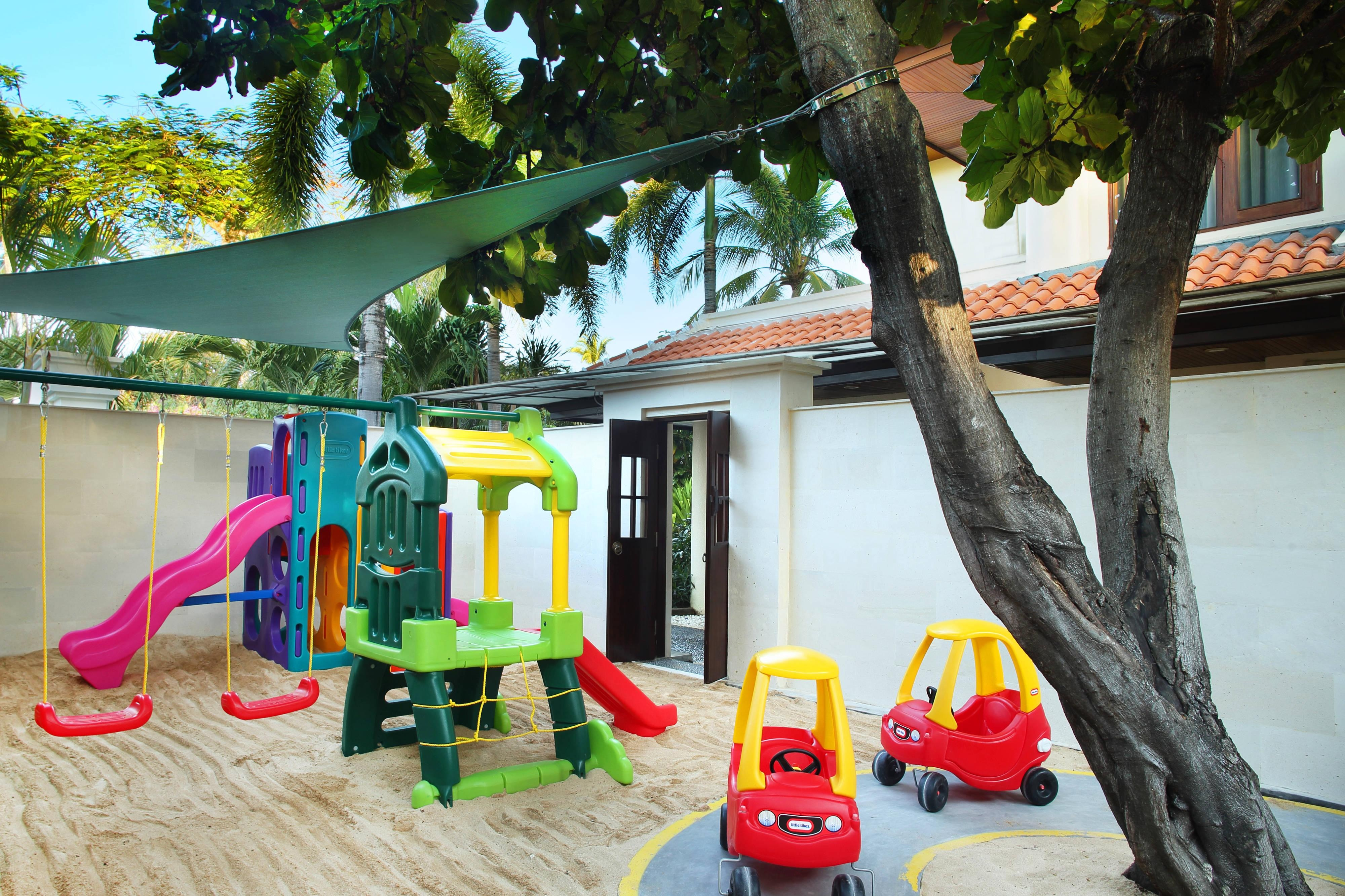 The Westin Family Kids Club Toddlers Playground