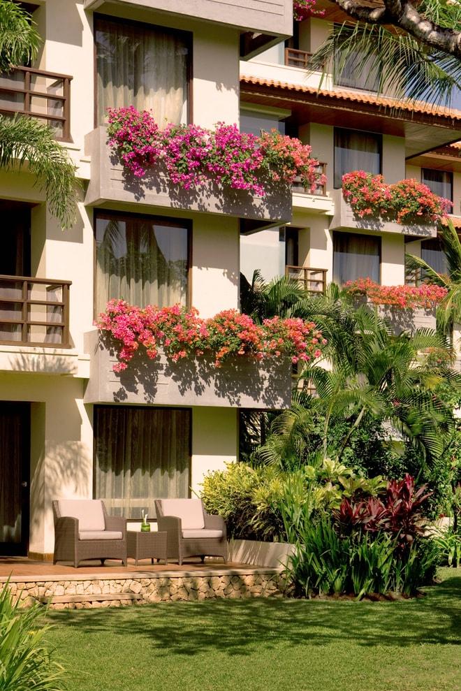 Terrace Room - Garden View