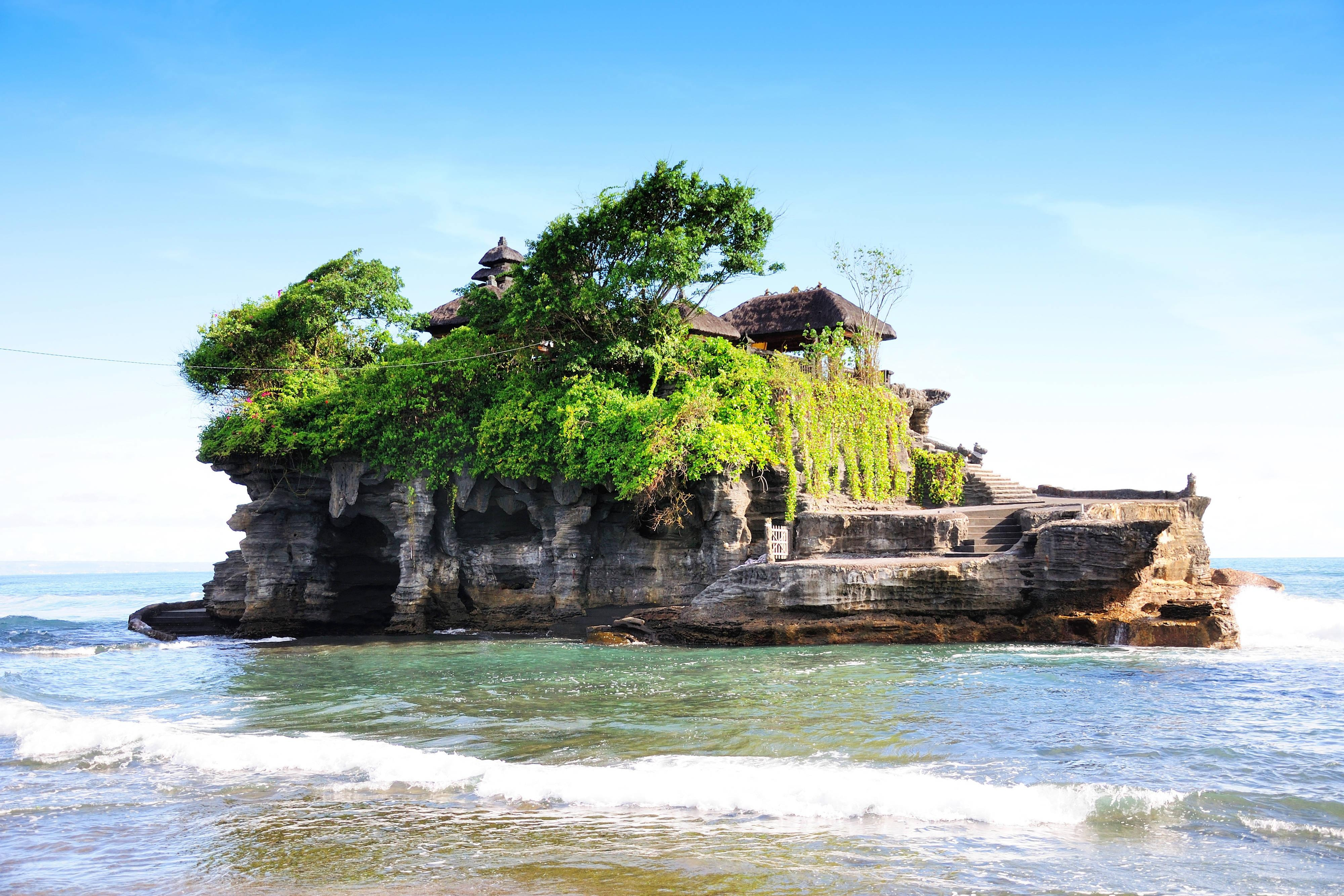 The Iconic Tanah Lot Temple
