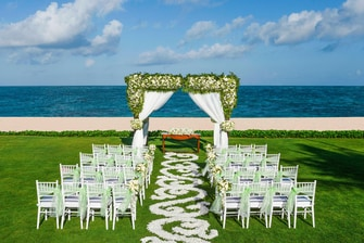 Cloud Nine Lawn - Wedding Ceremony
