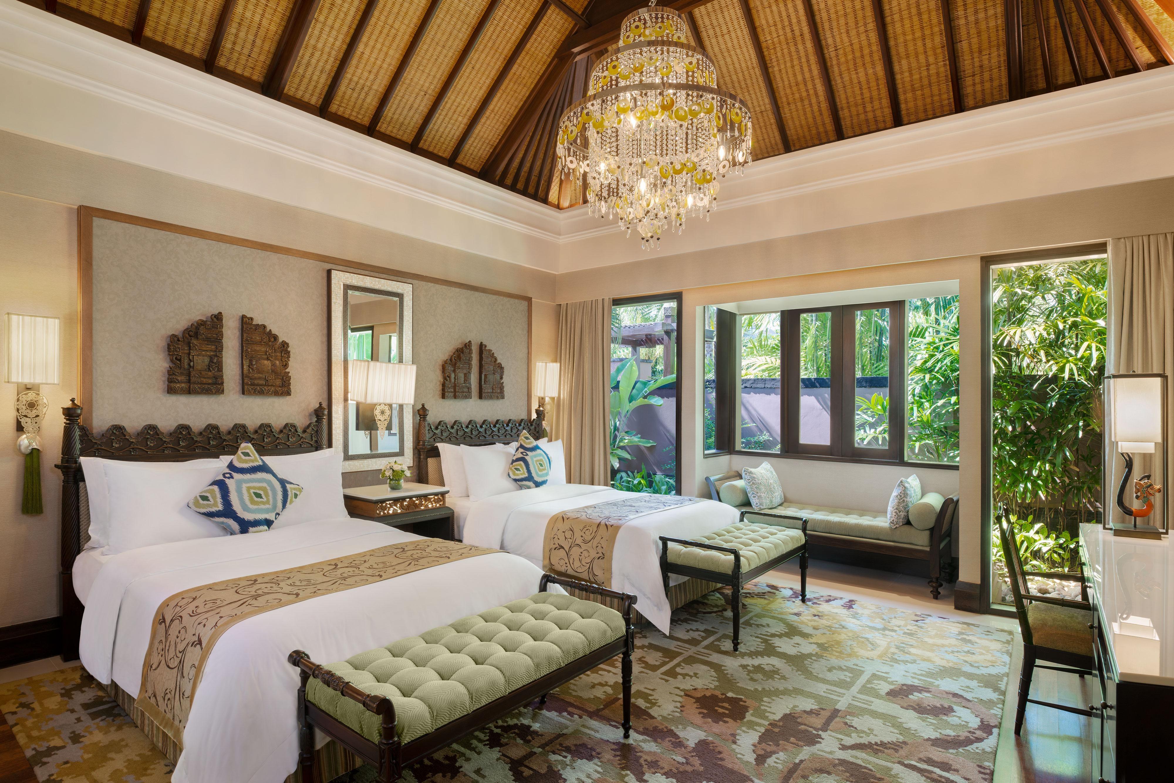 Villa Lagoon - Chambre à deux lits simples