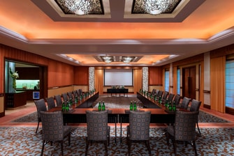 Astor Ballroom - Meeting Arrangement