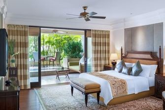 Orchid Suite - Bedroom
