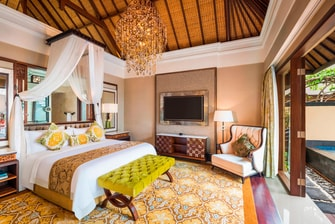 The Strand Villa Bedroom