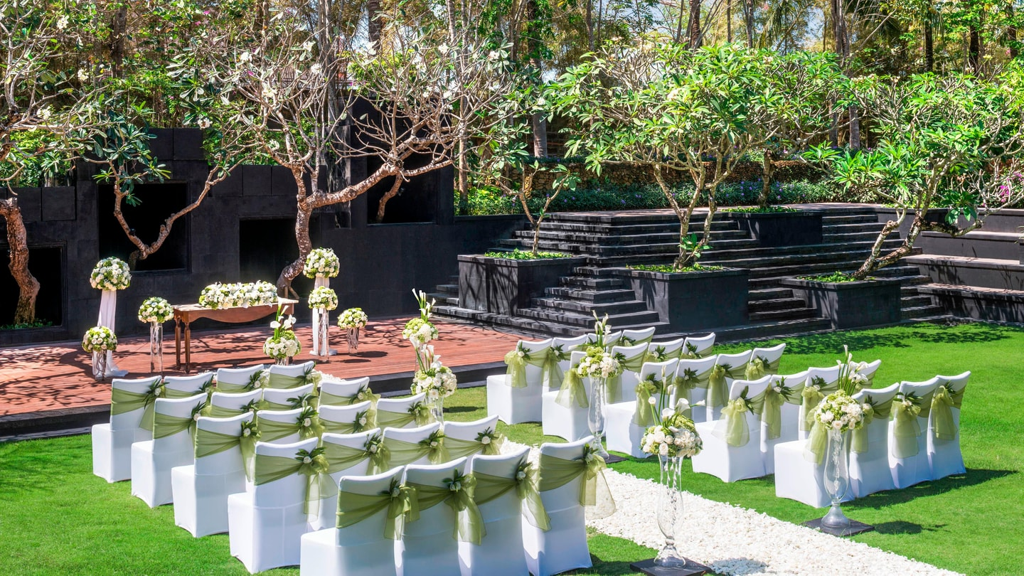 AmphiTheatre - Wedding