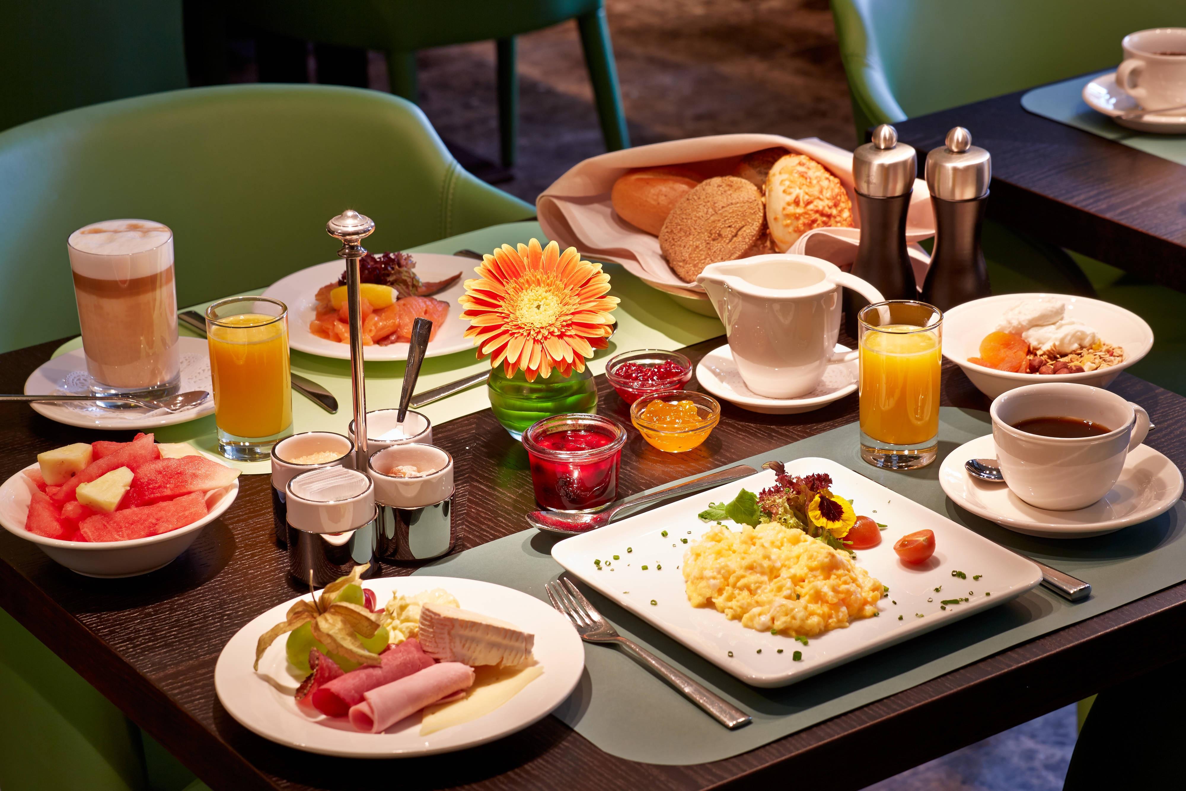 [m]eatery Frühstück