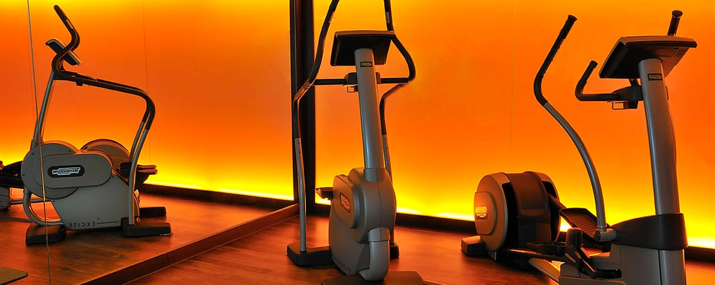 Hotel Gym and Fitness Facilities at Design Hotels
