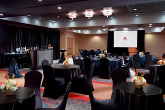 Des Moines Marriott Downtown Flexible Meeting Space