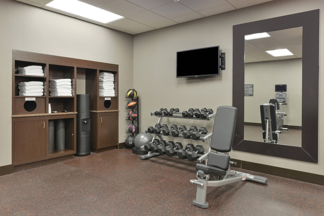 Fitness Center-Weights