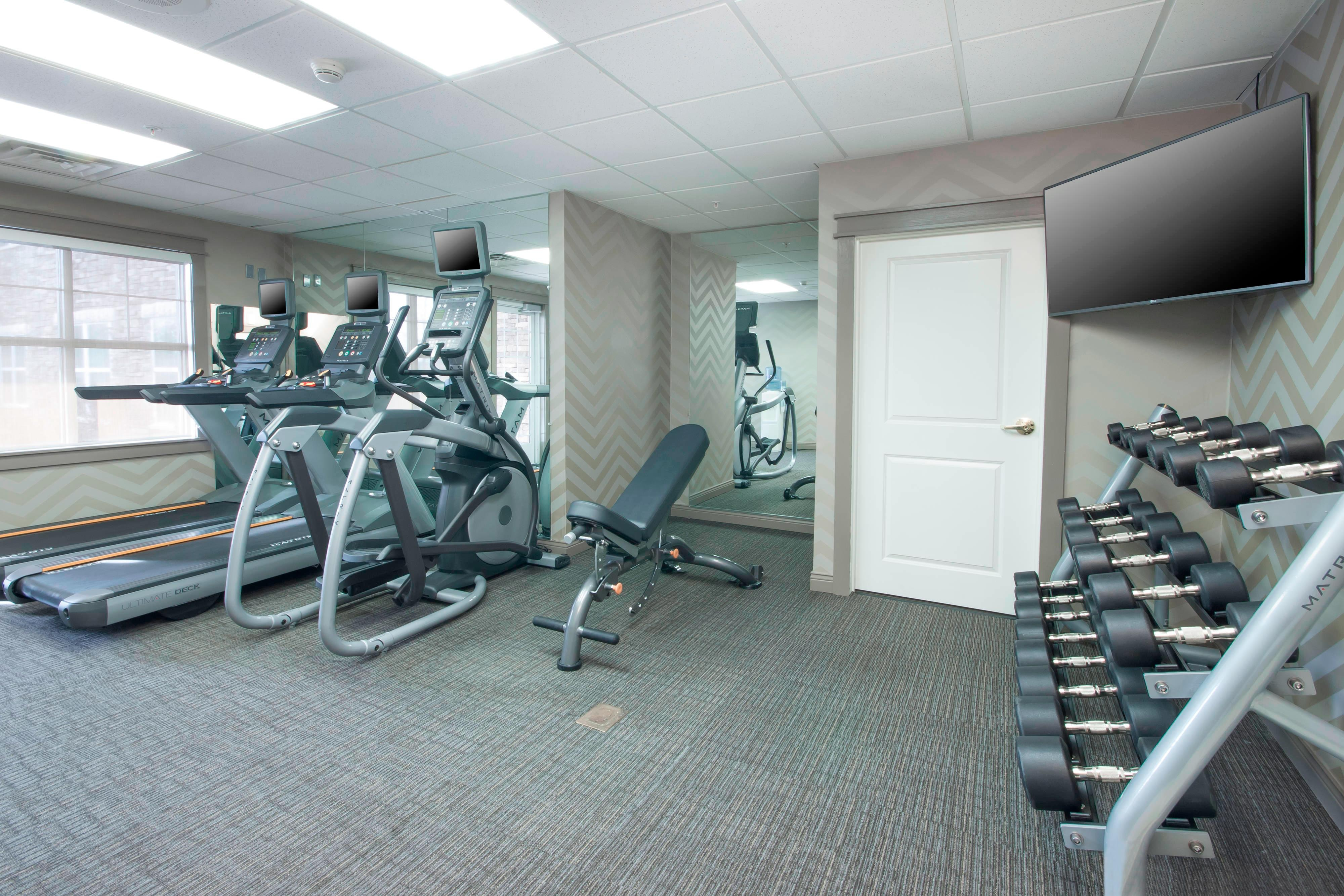 Des Moines Hotel Fitness Center