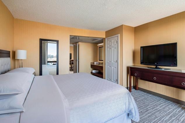 Two-Room Suite - Bedroom