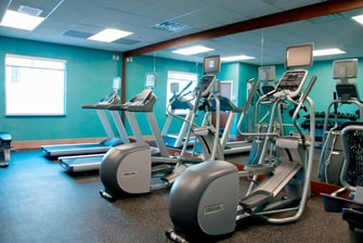 Fitness Center- Cardio Equipment