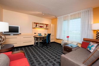 Suite at TownePlace Suites Des Moines Urbandale, IA