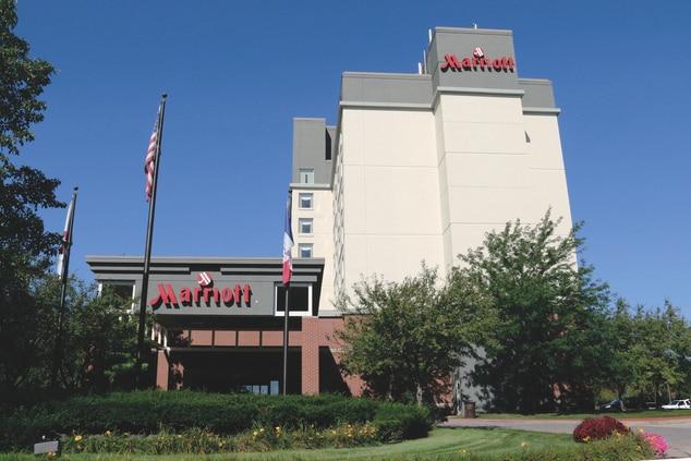 West Des Moines Marriott Exterior